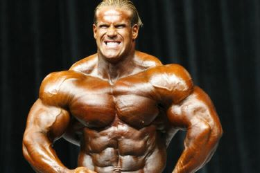 Mr Olympia 2006 Jay Cutler
