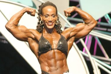 Ms olympia 2003 Lenda Murray