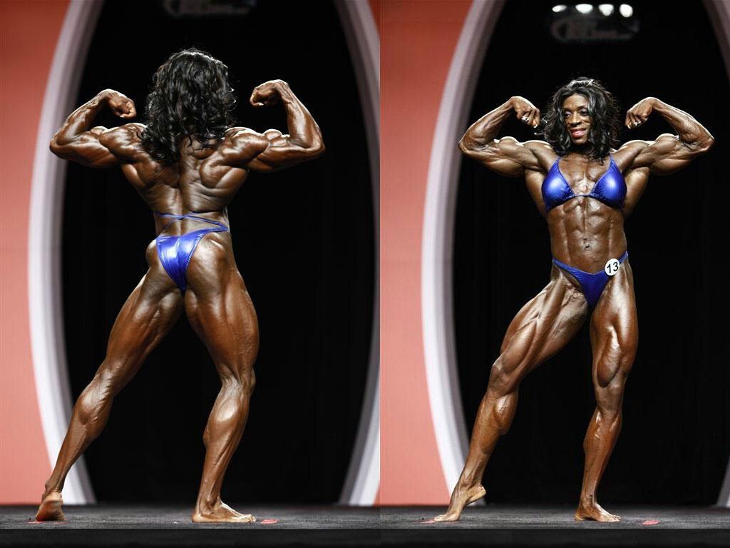 Iris kyle 2013 iris kyle al ms olympia 2012