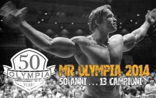 Mr Olympia 2014