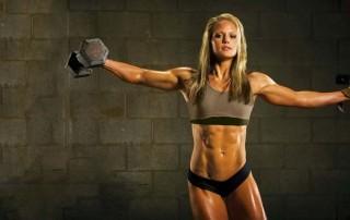 Figure Olympia 2014 : Nicole Wilkins