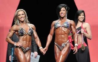 Women's Physique 2014
