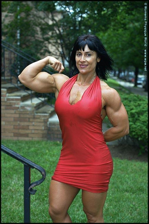 Donne bodybuilder nude foto 54